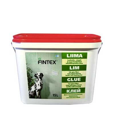 Готовый клей Финтекс для тяжелых тканевых, виниловых и стеклотканевых обоев 1