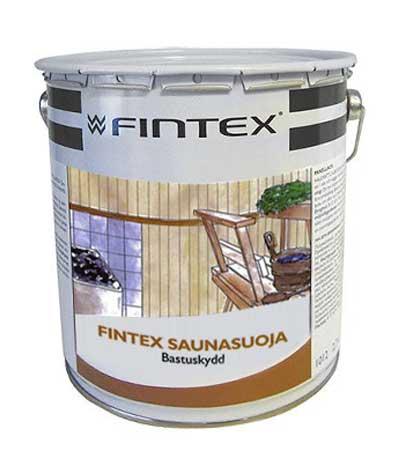Средство для защиты дерева в бане и сауне fintex