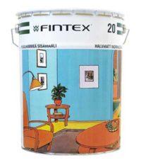купить финскую краску fintex 20