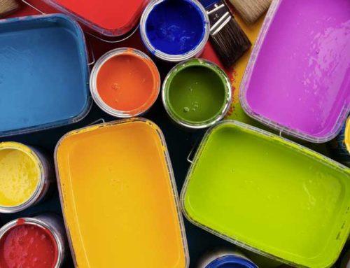 Как правильно красить красками Финтекс