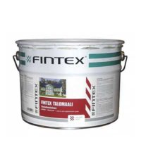купить финскую краску для деревянных домов fintex
