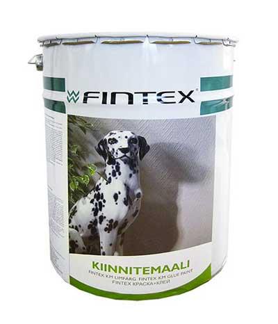 Краска-клей fintex