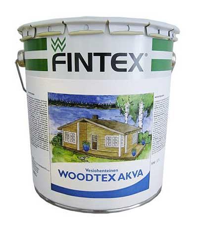 Средство для защиты древесины fintex